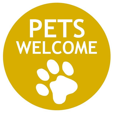 Animali ammessi - Pets Welcome